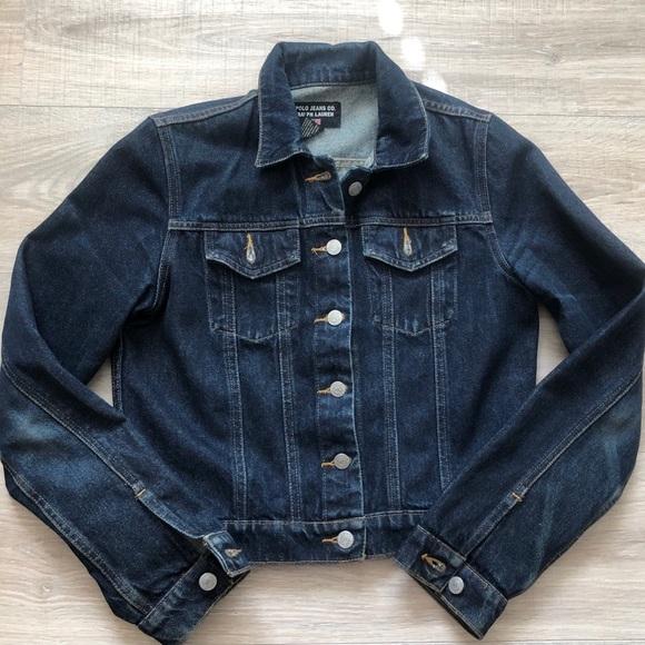 Polo Jeans co. Ralph Lauren Jean Jacket